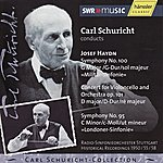 Carl Schuricht Haydn: Symphonies & Concerto for Cello