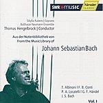 Thomas Hengelbrock Bach: Aus der Notenbibliothek von - Vol. I