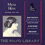 Myra Hess Myra Hess Recordings 1928-1946