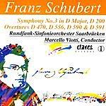Franz Schubert Franz Schubuert: The Complete Symphonic Works, Vol. IV