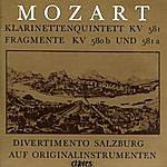Wolfgang Amadeus Mozart Mozart: Clarinet Quintet
