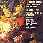 Douglas Boyd Jan Dismas Zelenka: Six Trio Sonatas For Oboe, Violin & Continuo (Z 181)