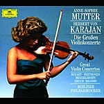 Anne-Sophie Mutter The Great Violin Concertos