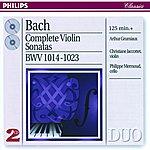 Arthur Grumiaux J.S. Bach: Complete Violin Sonatas
