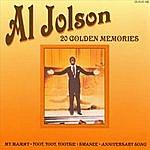 Al Jolson Al Jolson - 20 Golden Memories