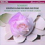 Arthur Grumiaux Schubert: Sonatina in D; Duo in A etc.
