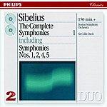 Sir Colin Davis Sibelius: The Complete Symphonies, Vol.1