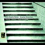 Anne-Sophie Mutter Lutoslawski: Piano Concerto; Partita; Chain 2