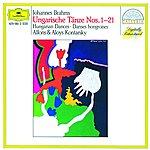 Aloys Kontarsky Brahms: 21 Hungarian Dances
