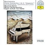 """Maurizio Pollini Beethoven: Piano Concertos Nos.2 & 5 """"Emperor"""""""