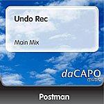Postman Undo Rec (Main Mix)
