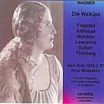 Kirsten Flagstad Wagner : Die Walkure 1935 - 1937