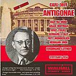Martha Mödl Carl Orff : Antigonae