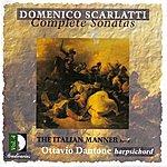 Ottavio Dantone Scarlatti: Complete Sonatas Vol.4 - The Italian Manner Part II