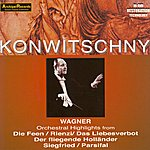 Franz Konwitschny Wagner(Orchestral highlights from Wagner's operas)