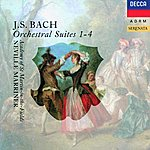 Academy Of St. Martin-In-The-Fields J.S. Bach: Orchestral Suites 1-4