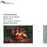 Philip Pickett Telemann: Recorder Concertos