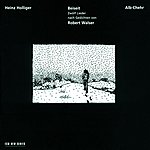 David James Holliger: Beiseit/Alb-Chehr