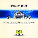 Benedictine Abbey Choir Of Munsterschwarzach Gregorian Chant