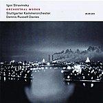 Dennis Russell Davies Stravinsky: Orchestral Works