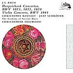 Christophe Rousset J.S. Bach: Harpsichord Concertos