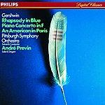 André Previn Gershwin: Rhapsody in Blue/An American in Paris/Piano Concerto in F