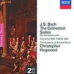 Christophe Rousset J.S. Bach: Orchestral Suites 1-4/2 Concerti