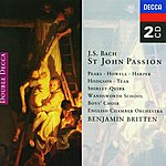 Sir Peter Pears Bach, J.S.: Johannes-Passion