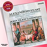 Donna Brown Handel: Alexander's Feast