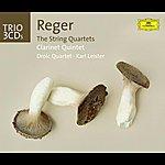 Drolc Quartet Reger: The String Quartets