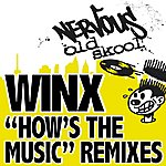 Winx How's The Music Remixes (5-Track Maxi-Single)
