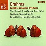 Alfred Brendel Brahms: Complete Concertos/Overtures