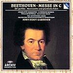 """Charlotte Margiono Beethoven: Mass in C; """"Ah! perfido""""; Meeresstille und glückliche Fahrt"""