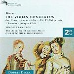 Simon Standage Mozart: The Violin Concertos