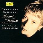 Christine Schäfer Mozart: Concert Arias / Strauss, R.: Orchestral Songs