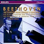 Claudio Arrau Beethoven: The Complete Piano Sonatas & Concertos