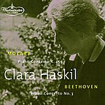 Clara Haskil Mozart: Piano Concerto K.459 / Beethoven: Piano Concerto Op.37