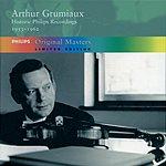 Arthur Grumiaux Arthur Grumiaux - Historic Philips Recordings 1953-1962