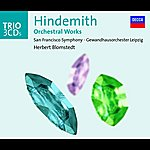 Herbert Blomstedt Hindemith: Orchestral Works
