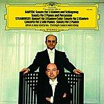 Aloys Kontarsky Bartók: Sonata for 2 Pianos and Percussion; Stravinsky: Concerto & Sonata for 2 Pianos