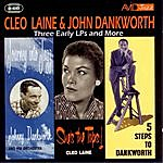Cleo Laine Three Early LP's & More (She's The Tops / Journey Into Jazz / 5 Steps To Dankworth)