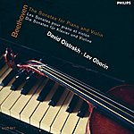 David Oistrakh Beethoven: The Violin Sonatas
