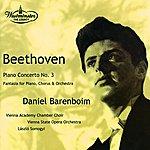 Daniel Barenboim Beethoven: Piano Concerto No.3 / Choral Fantasy