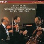 Beaux Arts Trio Beethoven: Piano Trio in B flat; Piano Trio in D
