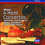 Barry Tuckwell Mozart: 4 Horn Concertos