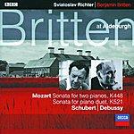 Sviatoslav Richter Britten At Aldeburgh