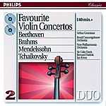 Arthur Grumiaux Favourite Violin Concertos