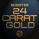 Scooter 24 Carat Gold