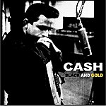 Johnny Cash Black and Gold