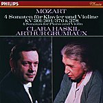 Clara Haskil Mozart: 4 Violin Sonatas for Piano and Violin, Nos.18, 21, 24 & 26